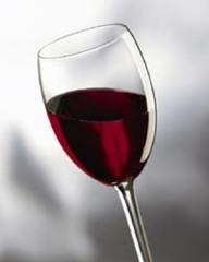 wine glass half full
