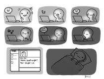 internet friends love