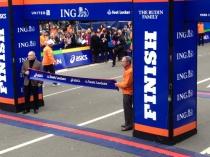 NYC finish-line