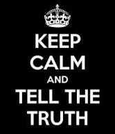 truth calm