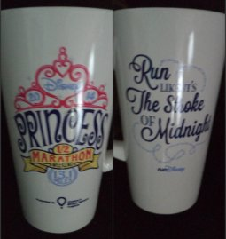 Princess coffee mug 2014