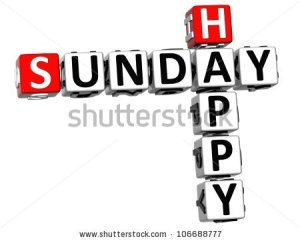stock-photo--d-happy-sunday-crossword-on-white-background-106688777
