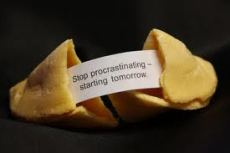 procrastination cookie