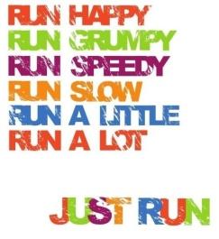 just run