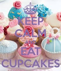 calm cupcakes