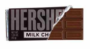 Hersheybar