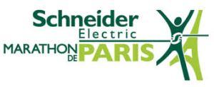 Paris marathon logo